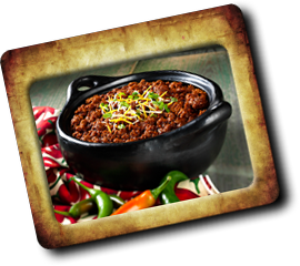 Cin Chili Recipes