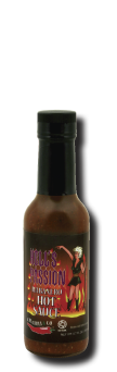 Buy Cin Chili Hell's Passion Habanero Hot Sauce