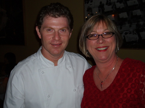 Bobby flay & Cindy Reed Wilkins